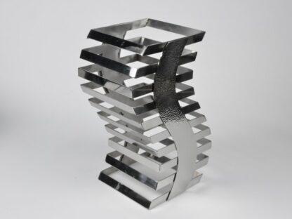 Подставка ребристая из метала (S- образная) h 400 мм.