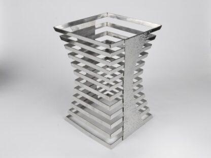 Подставка ребристая из метала (Пирамидальная) h 350 мм.