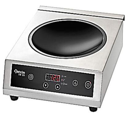 Плита индукционная со сковородой ВОК IW 35 BARTSCHER