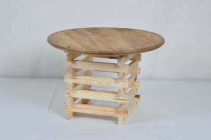 Доска деревянная d-450