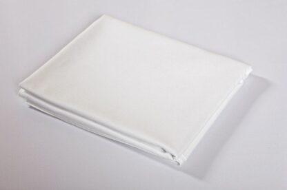 Скатерть для фуршетного стола белая 2600 х 1100 мм