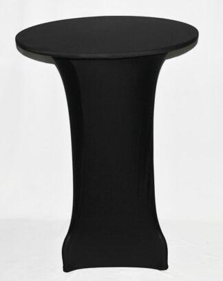 Чехол черный для барного стола