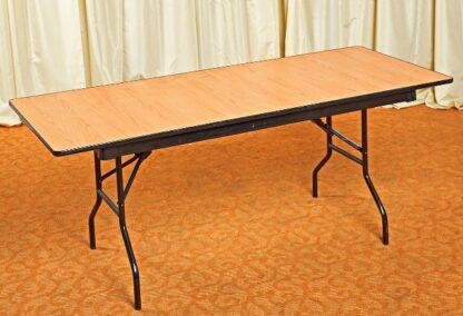 Стол фуршетный прямоугольный 1800*750*750  1800*900*750