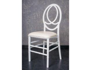 Подушка бежевая на стул Тиффани/Tiffany
