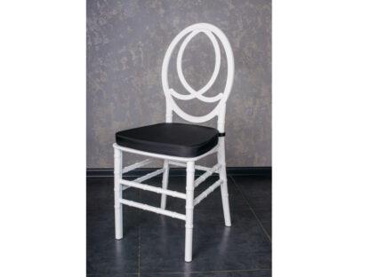 Подушка черная на стул Тиффани/Tiffany