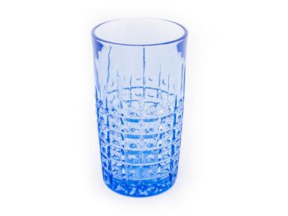 Стакан голубой 300мл. К
