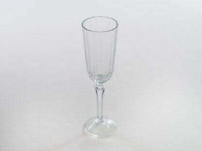 Бокал для шампанского граненый 120мл. Китай