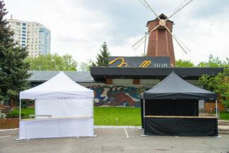 Боковая стенка к палатке Mastergent