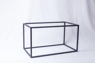 Куб металический черный 250*450*250
